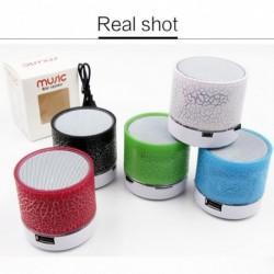 1x LED Mini hordozható vezeték nélküli Bluetooth hangszóró