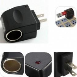 US dugalj hálózati fali adapter átalakító  DC autós töltő szivargyujtó aljzat