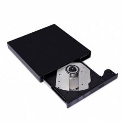 Külső dvd-rw optikai meghajtó USB külső író 3.0 hordozható ultra vékony lejátszó laptop számítógép