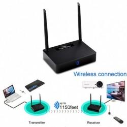 Nagyfrekvenciás erős, interferencia elleni távolsági HD vezeték nélküli átvitelkészlet