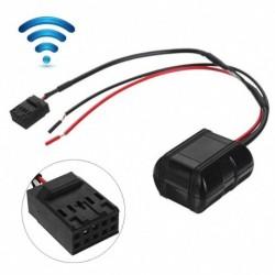 Autó Bluetooth modul üzleti CD fejegység AUX Port adapter A BMW E39 E46 E53 típushoz