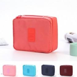 1x Új kozmetikai táska kozmetikus nagy kapacitású tároló