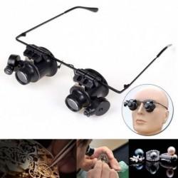 1x Nagyító szemüveg ékszerész javítás