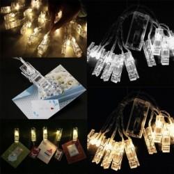 1x 3M 20 LED karácsonyi esküvői dekoráció lámpa világítás