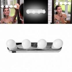 1x 4 LED lámpa izzó fali világítás