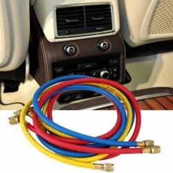 Választható színhűtő töltőcsövek 1.5m légkondicionáló R134a HVAC 5FT piros szín sárga