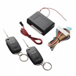 Univerzális Autó távirányító központi készlet ajtózár záró kulcs nélküli beléptető rendszer