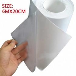 6m x20cm autóvédő fólia Tiszta lökhárító festék védőfólia bőr matrica járműfelülethez