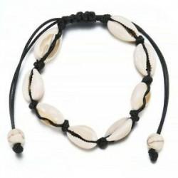 Tengeri kagyló gyöngyök karkötő női nyári szál boka karkötők láb lánc ékszerek