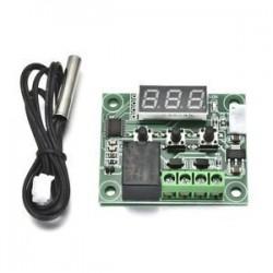 Digitális STC-1000 hőmérséklet-szabályozó termosztát érzékelőkészlettel