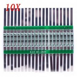 3.7V 3A Li-ion lítium akkumulátor 18650 töltő tultöltés elleni védelemmel ellátott tápkábellel