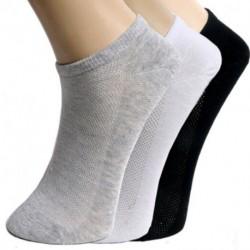 5 pár női férfi uniszexpamut boka sportzokni zokni