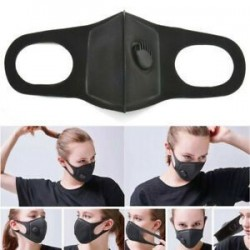 Unisex téli meleg száj por elleni influenza arcmaszk Sebészeti légzőmaszk Új