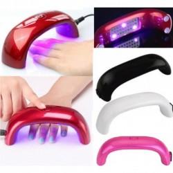 9W-os Mini UV-LED műkörmös lámpa