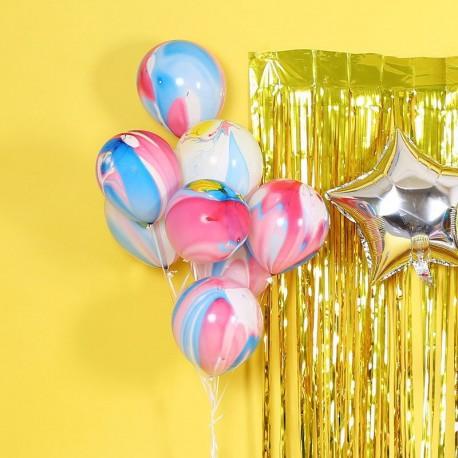 """10db 10"""" Latex színes léggömb lufi Esküvői party születésnapi dekoráció"""