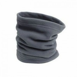 3 in 1 SNOOD Thermal Fleece sál nyak téli melegítő arc maszk Beanie kalap