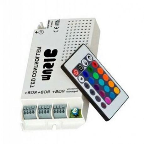 3322 RGB IR zene 60 Watt 3 vezérlőport távoli-a színváltó LED-EK