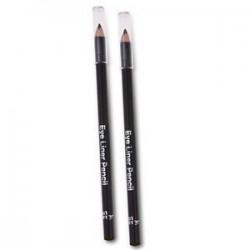 * 10 2db fekete. Szépség vízálló szemceruza folyékony gél krém szemlencse toll ceruza smink kozmetikai