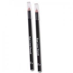 * 11 2db fehér. Szépség vízálló szemceruza folyékony gél krém szemlencse toll ceruza smink kozmetikai