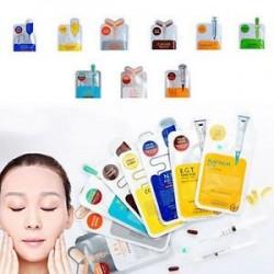 Új koreai Essence arcmaszk lap mély nedves arcmaszk Pack bőrápoló maszk