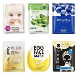 Pro Beauty arcbőrápoló arcmaszk lapcsomag Essence hidratáló kozmetikumok