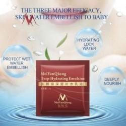10 db. MeiYanQiong 1/5 / 10PCS Mély hidratáló krém szépség bőrápoló hidratáló smink