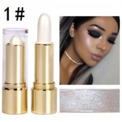 1 *. Ragyogó fényjelző és kontúrpálca smink arcbőr rejtegető krémpor szépség