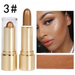 3 *. Ragyogó fényjelző és kontúrpálca smink arcbőr rejtegető krémpor szépség
