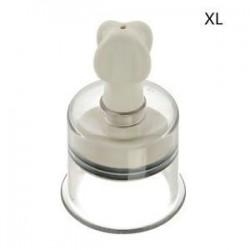 XL 6,2 cm. ÚJ köpölyöző vákuumcsavaros forgó csavaros csőcsúcs nagyítása NO szivattyúszívó nagyító készlet