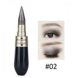 * 02. Szépség vízálló tartós szemhéjfesték ceruza csillogó szemhéjfesték toll