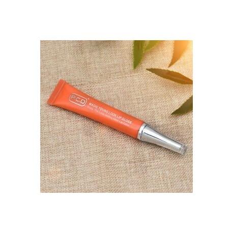 Narancsvörös. Szépség Hosszú élettartamú hőmérséklet-szabályozás színváltoztatása hidratáló rúzs