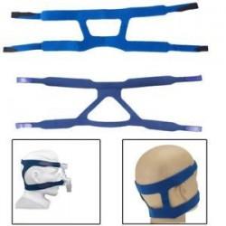 Univerzális komfort fejfedő fejpánt a Respironics reszponált CPAP szellőztető maszkhoz