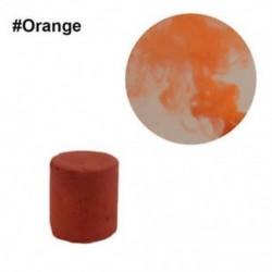 narancs - Színes füst torta bomba kerek hatás megjelenítése mágikus fényképezés színpad támogatás játék új