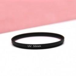 58mm - 52-82mm UV ultraibolya szűrő lencsevédő kamera Canon DSLR / SLR / DC / DV J0