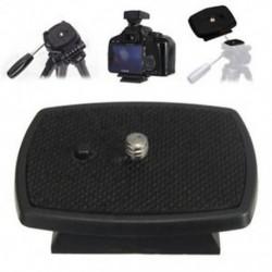 Állvány Quick Release Plate csavaros adapter DSLR SLR digitális fényképezőgéphez