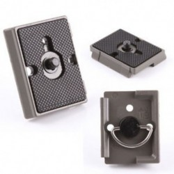 1db DSLR fényképezőgép állvány Quick Release QR lemez a Manfrotto 200PL-14 496 486 készülékhez