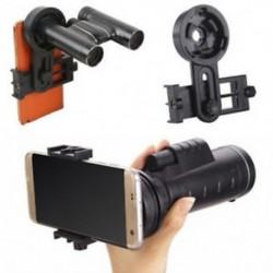 Telefonadapter-tartó eszköz binokuláris monokuláris foltmérő teleszkóphoz