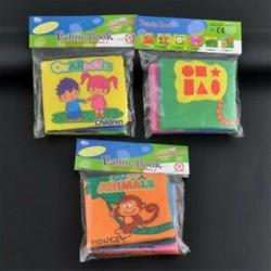 3db (Character   állati   Graphics ... - 3x Gyerekek Baba Oktatási Intelligencia Fejlesztés Lágy ruhával Ismerje meg a