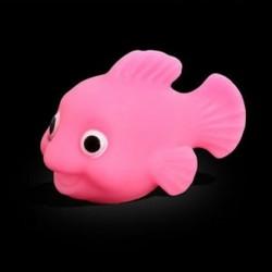 Rózsaszín - Rózsaszín POP Fürdőszoba LED-es könnyű szórakozás Gyerekek játék Vízbevezetés Vízálló a kád
