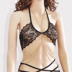 Női szexi Vintage arany test hasa derék lánc Bikini Beach kábelköteg nyaklánc