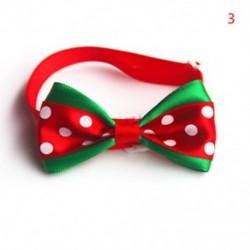 3 * - 3 * Kutya macska kisállat kiskutya aranyos bowknot nyakkendő gallér íj nyakkendő karácsonyi party ruhák