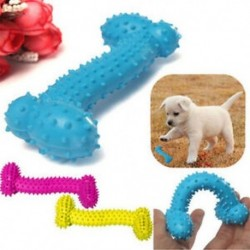 * 6 1db Gumi csontok - * 6 1db Gumi csontok Új kiskutya kutya macska fogászati fogak Egészséges fogak rágás képzés
