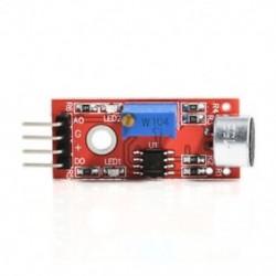 Mikrofon-érzékelő AVR PIC nagy érzékenységű hangfelismerő modul Arduino ÚJ Mikrofon-érzékelő AVR PIC nagy