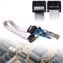 Új USBASP USBISP AVR programadapter 10 tűs USB USB ATMEGA8 ATMEGA128 Arduino Új USBASP USBISP AVR programadapter 10 tűs