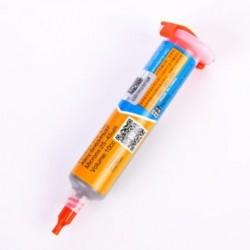 MECHANIC 10cc XG-Z40 fecskendőtöltő pelyhes fluxus Sn63 / Pb37 25-45um Beillesztés 1PCS MECHANIC 10cc XG-Z40