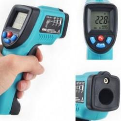 GM550 Digitális LCD kijelzői Nem érintkező lézer infravörös infravörös hőmérő Temp GM550 Digitális LCD
