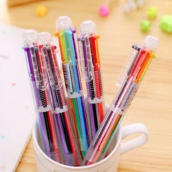 * 2 1db (színes tinta) Szép gél toll golyóstoll színes levélpapír írás jel gyermek iskola iroda
