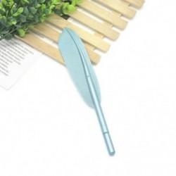Kék 0,38 mm-es tollgél tollak Irodai iskolai hallgatók írószerek születésnapi ajándékok