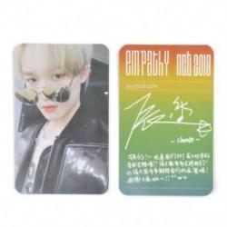 * 1 Chenle KPOP NCT 2018 Hivatalos fotókártya fotókártya poszter Lomo kártyák tagjai Új