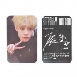 * 2 Chenle KPOP NCT 2018 Hivatalos fotókártya fotókártya poszter Lomo kártyák tagjai Új
